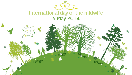 Midwives day 2014