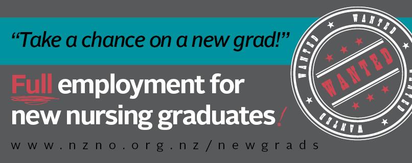 take a chance on a new grad