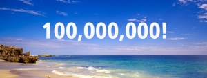 One hundred million