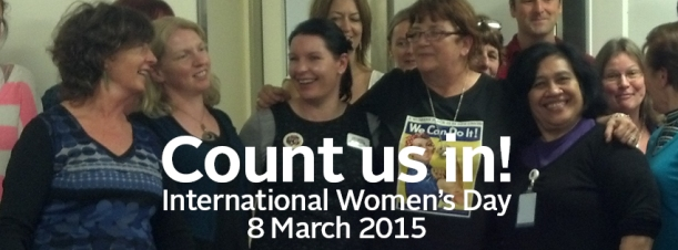 2015 International womens day