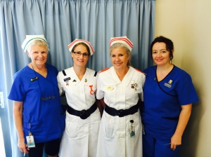 Nurses at Dunstan hospital celebrate International Nurses Day